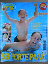 TV Sorrisi e Canzoni 31 1997 Raffaella Carrà Gerry Scotti Riccardo Cocciante [D3