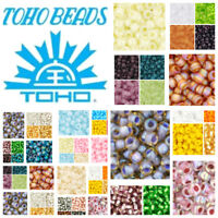 8/0 TOHO Japan Glass Seed Beads Round SIZE 8 Spacer 8g one tube 300pcs beads