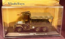Eaglemoss 1:43 Dodge WC63 6x6 1.5 Tonnellate Cargo Camion 704th Carro Armato