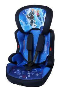 Osann Kindersitz Lupo Disney Frozen - 9 bis 36 kg (8 Monaten bis 12 Jahren)