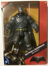 "DC Multiverse Armored Batman 12"" Action Figure Batman V Superman Dawn Of Justice"