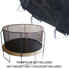 "14ft Trampoline Net & Mat (150"" /72 Rings) for BouncePro/SportsPower (NET ONLY)"