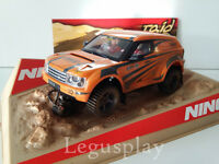 SCX Scalextric Slot Ninco 50575 Borler Nemesis Test Car -Barro- Lightning
