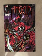 Angela NM (Image,1995) Pirate Spawn 1st Print Image Comics Todd Mcfarlane RARE