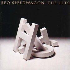 REO Speedwagon - The Hits [CD]