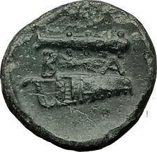 ALEXANDER III the GREAT 323BC Hercules Club Macedonia Ancient Greek Coin i59379