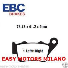 EPFA208HH EBC COPPIA PASTIGLIE FRENO POSTERIORE SINT. KTM Superduke 990 cc 2005
