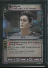 Star Trek Reflections 2.0 Weyoun 3R171 NM/M