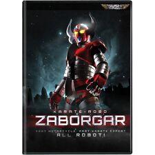 Karate-Robo Zaborgar DVD (WGU01314D)