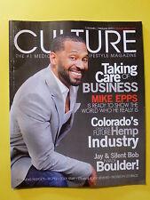 CULTURE Cannabis Magazine - Feb 2013 Mike Epps, Colorado Hemp Industry, Boulder