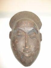 Alte Asiatische Maske Holzmaske Asian Mask Wood Holz