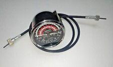 Massey Ferguson Tachometer with Cable fits MF35,MF50,MF65,MF135,MF150 Tractor