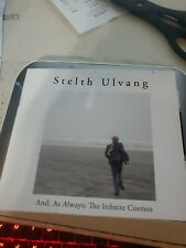 And as Always: The Infinite Cosmos by Stelth Ulvang CD  T17