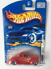 HOT WHEELS '40 FORD COUPE 2001 FIRST EDITIONS 12 OF 42