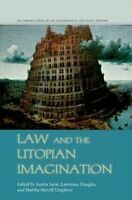 Law and the Utopian Imagination (Hardback book, 2014)