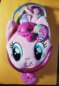 Aurora World My Little Pony Pinkie Pie Pony Tail Carrier New with Tag