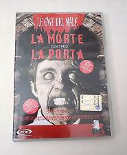 DVD - LA MORTE DIETRO LA PORTA - LE CASE DEL MALE - 2007 MONDO HOME horror -  A8