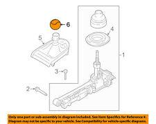 FORD OEM 15-18 Mustang Transmission Gear Shifter Housing-Shift Knob FR3Z7213C