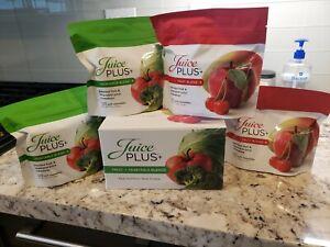 Juice plus 480 Chewables Gummies Fruit & Veggie Exp 5/20 NEW/UNOPENED