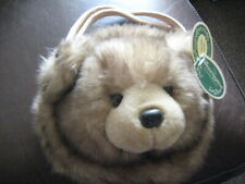 The Bearington Collection Bear Purse/Bag