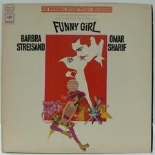 BARBRA STREISAND, OMAR SHARIF - FUNNY GIRL - JAZZ POP VINYL LP