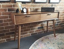New Modern Scandinavian Wooden console table sideboard hall table