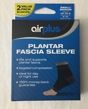 New Airplus Plantar Fascia Sleeve 2-pack Size Men's up to 8 Womens 5 - 10 Unisex