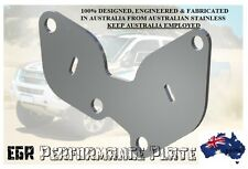 THE BEST ISUZU D-MAX EGR PERFORMANCE PLATE, DMAX, 100% AUSTRALIAN MADE, FOSKO F6