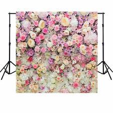 Vinyl Valentine's Day Love Photo Flower Studio Backdrop Photography Background