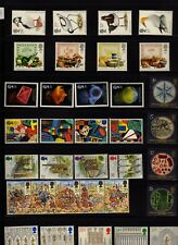 GB 1989 Commemorative Year set Unmounted Mint