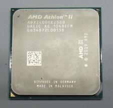 AMD Athlon II X2 240 2.80 GHz Processor, ADX240OCK23GQ, Socket AM3 / AM2+ Tested