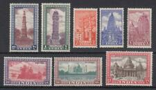 INDIA 207 - 222  MINT NEVER HINGED OG ** NO FAULTS EXTRA FINE ! - T492