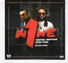 (GX626) One Wine, Machel Montano & Sean Paul ft Major Lazer - 2015 DJ CD