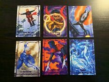 Marvel Masterpieces 2016 Joe Jusko Epic Purple Parallel Card Single U PICK