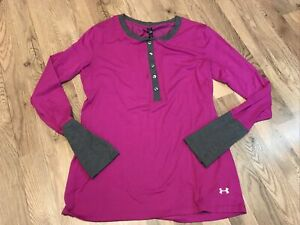 Under Armour Cold Gear Long Sleeve Top