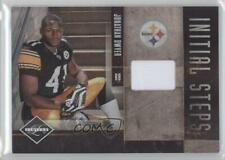 2010 Panini Limited Initial Steps Materials Shoes /80 Jonathan Dwyer #6 Rookie
