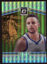 Stephen Curry 2017-18 Panini Donruss Optic Court Kings Refractor Prizm Silver