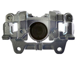 Disc Brake Caliper-R-Line; Loaded Caliper, Includes Bracket; Coated Rear Right