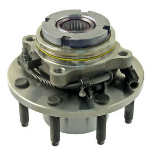 Wheel Bearing and Hub Assembly-Axle Bearing and Hub Assembly Front 515020