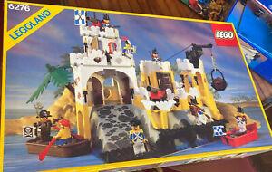 Lego Legoland rf 6276 castillo el dorado  fortress