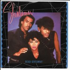 "Shalamar Dead Giveaway / I don't wanna be the last to know  7"" Vinyl"