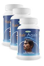 Hair Again - Hair Loss Supplements - 3 Bottles
