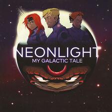 "Neonlight - My Galactic Tale (Vinyl 2x12"" - 2016 - EU - Original)"