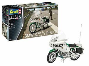Revell 1:8 07940 BMW R75/5 Police Model Motorbike Kit