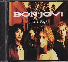 BON JOVI - THESE DAYS - CD -