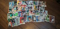 Mike Mussina Baseball Card Lot of 57: Mixed Years/Makes/RC Orioles/Yankees HOF