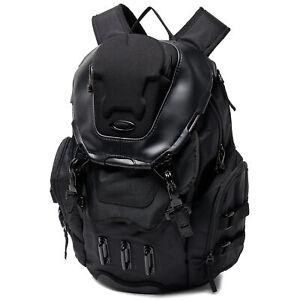 Oakley Bathroom Sink Backpack Unisex Black Rucksack Bag 92356 013