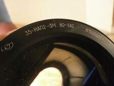 LOMO 35 NAP2-3M 80-140mm USSR PROJECTOR ANAMORPHIC Attachment lens