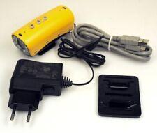 Rollei ActionCam 100 Action-Kamera Kamera 5 Megapixel Wasserdicht USB gelb NEU
