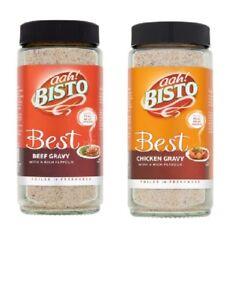Bisto Best Gravy 390g - Chicken / Beef